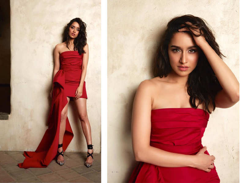 Iconic looks of Shraddha Kapoor that had us fawning over her