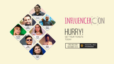 InfluencerCon 2019: Get ready to meet your favourite Social Media Influencers!