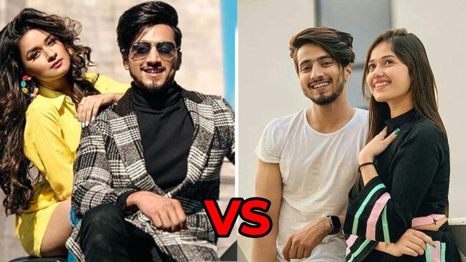 Jannat Zubair vs Avneet Kaur? Best pair opposite Faisu