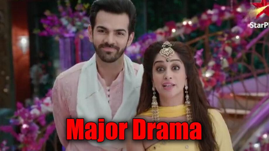 Kahaan Hum Kahaan Tum: Major drama at Sonakshi and Rohit's sangeet ceremony