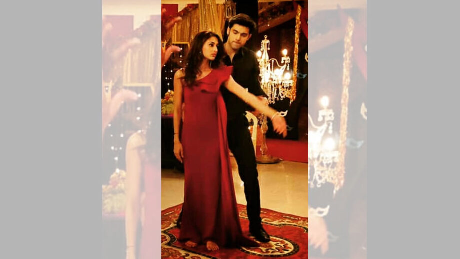 Kasautii Zindagii Kay: Parth Samthaan and Erica Fernandes' romantic and steamy dance