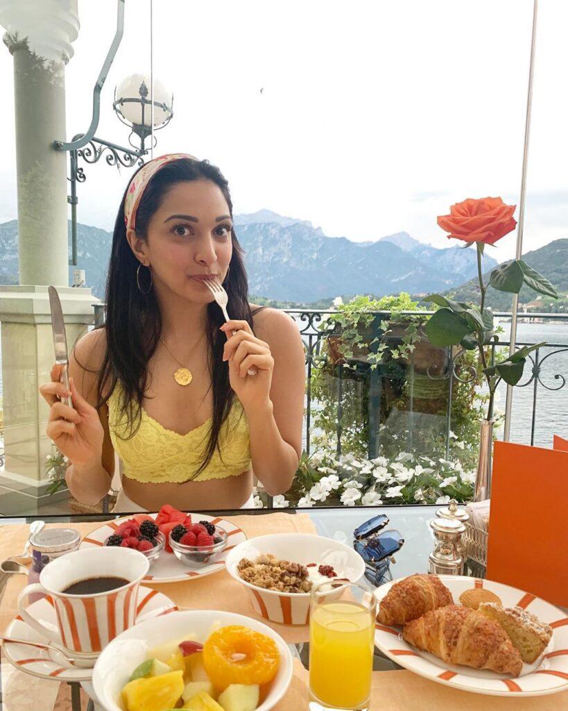 Kiara Advani's trip will give you travel goals 1