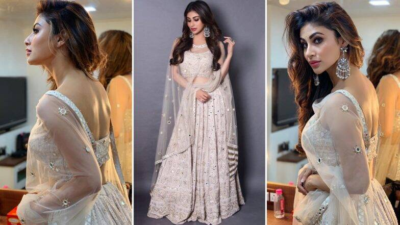 Mouni Roy's ethnic looks are perfect for this wedding season 1
