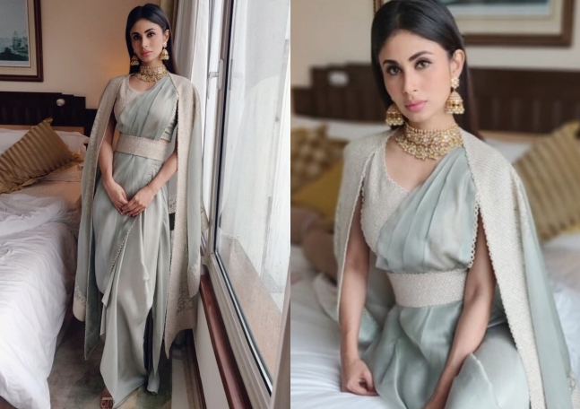 Mouni Roy's ethnic looks are perfect for this wedding season