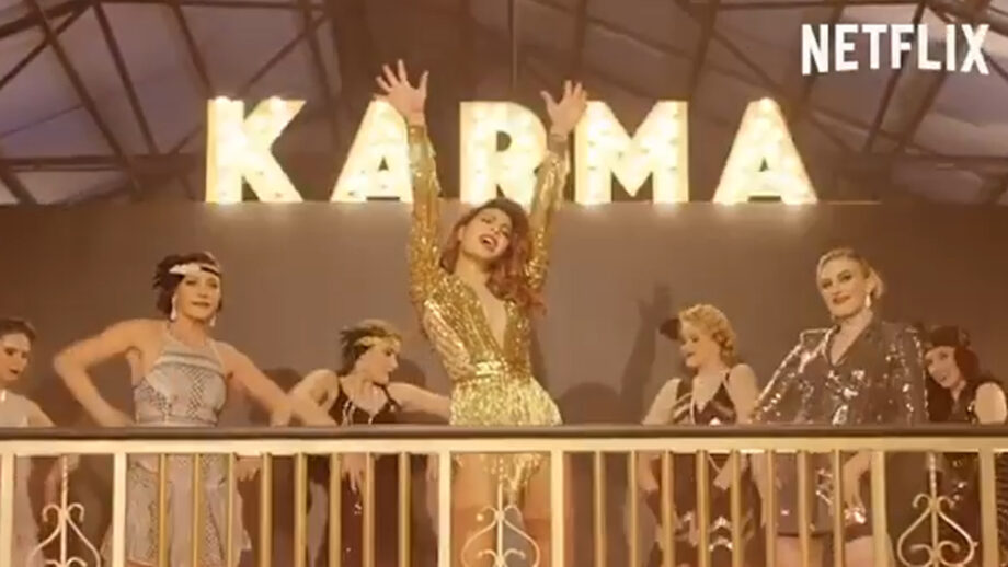 New song 'Karma' from Drive hits the airwaves and it's got all of us grooving!