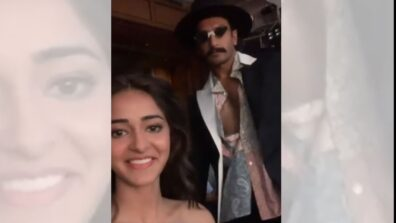 Ranveer Singh is 'So positive' about Ananya Panday