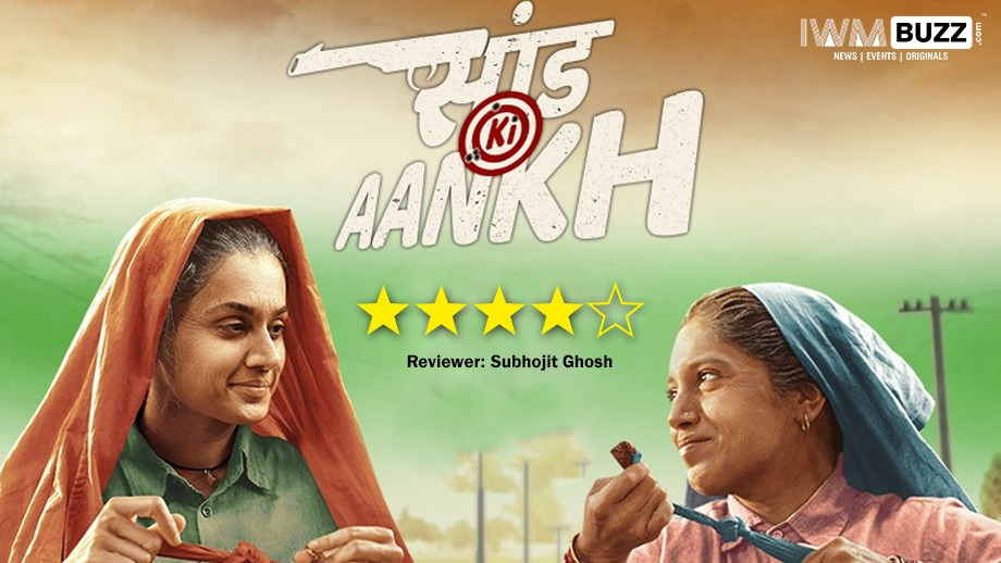 Review of Saand Ki Aankh: An inspirational tale that truly proves age is no bar