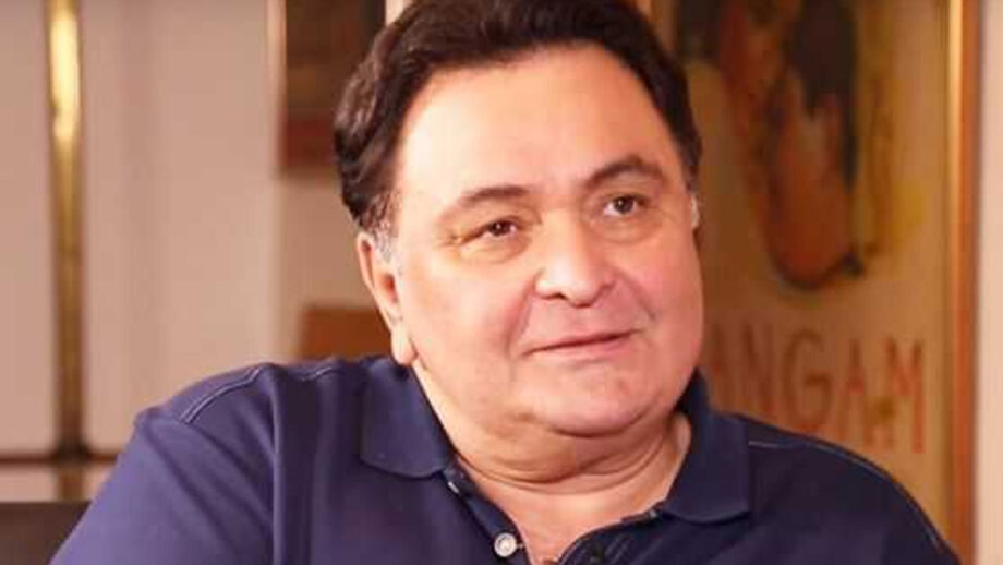 Rishi Kapoor is back in action