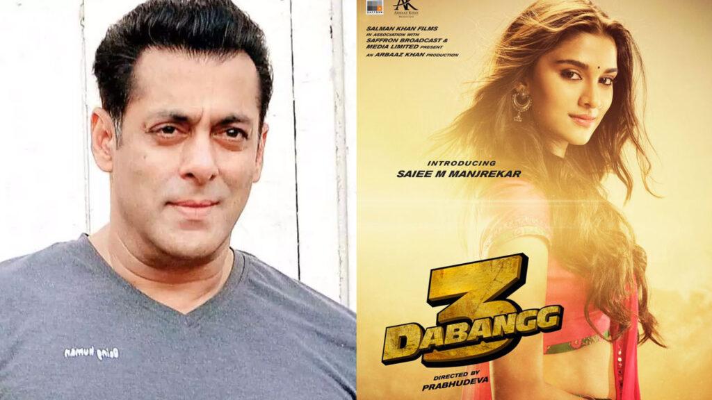 Salman Khan announces Dabangg 3 trailer in style