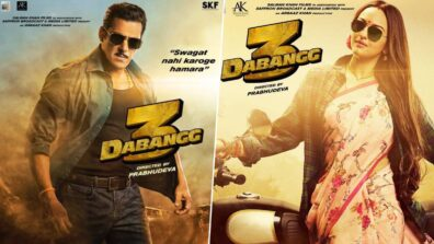 Salman Khan's Dabangg 3 trailer is a 'swagger' like 'Bhai' himself