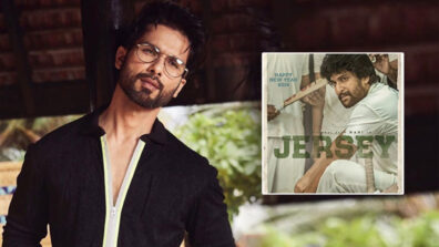 Shahid Kapoor gears up for his sports battle with Jersey