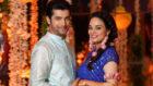 Ssharad Malhotra and wife Ripci celebrate first Karwa Chauth in Kolkata