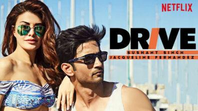 Sushant Singh Rajput, Jacqueline Fernandez go Makhna in their 'Drive' 1