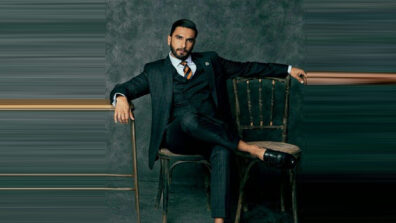The sexy suit looks of heartthrob Ranveer Singh