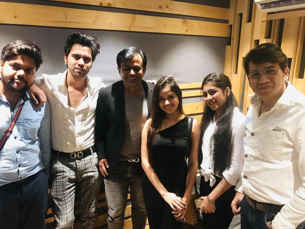TikTok star Jannat Zubair turns singer