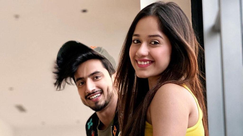 TikTok stars Faisu and Jannat Zubair's show off their swag