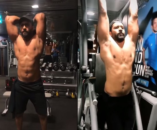 Vicky Kaushal Workout Regime will inspire to join the gym