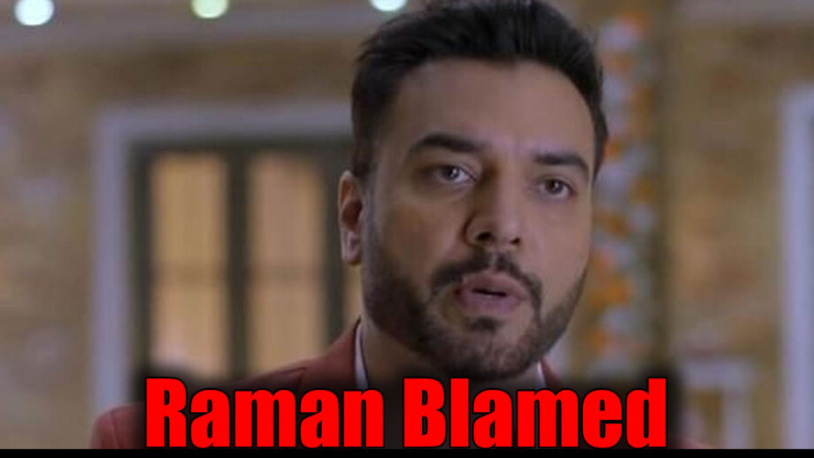 Yeh Hai Mohabbatein: Raman held responsible for a crime