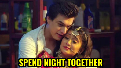Yeh Rishta Kya Kehlata Hai: Kartik and Naira spend a night in the same room