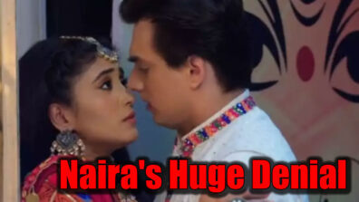 Yeh Rishta Kya Kehlata Hai: Naira to decline Kartik's proposal for out of court settlement