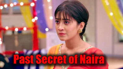 Yeh Rishta Kya Kehlata Hai: Naira's shocking past related to Kairav's birth to open up