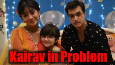 Yeh Rishta Kya Kehlta Hai: Kairav has PAIN in his heart