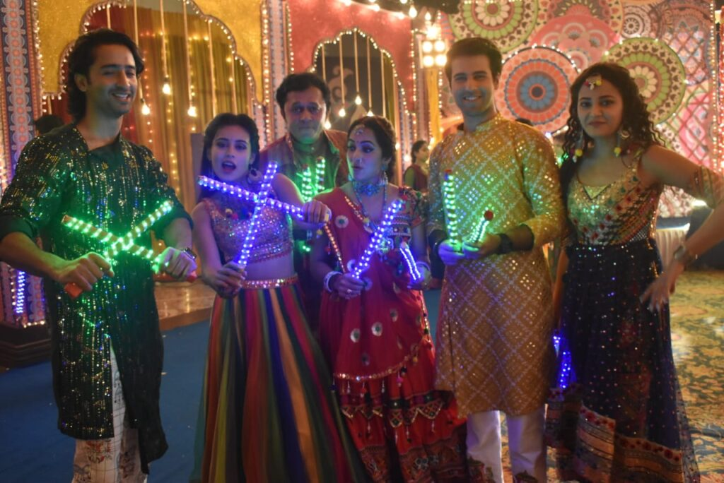 Yeh Rishtey Hain Pyaar Ke: Abir and Mishti's romantic dance during Navratri 1