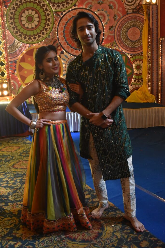 Yeh Rishtey Hain Pyaar Ke: Abir and Mishti's romantic dance during Navratri 2