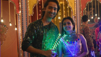 Yeh Rishtey Hain Pyaar Ke: Abir and Mishti's romantic dance during Navratri