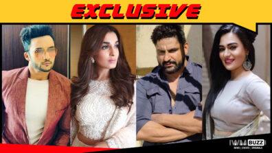Zuber Khan, Shiny Doshi, Parad Tyagi and Renee Dhyani in Hungama Play's Mukti