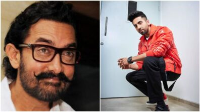 Aamir Khan is Ayushmann Khurrana's inspiration