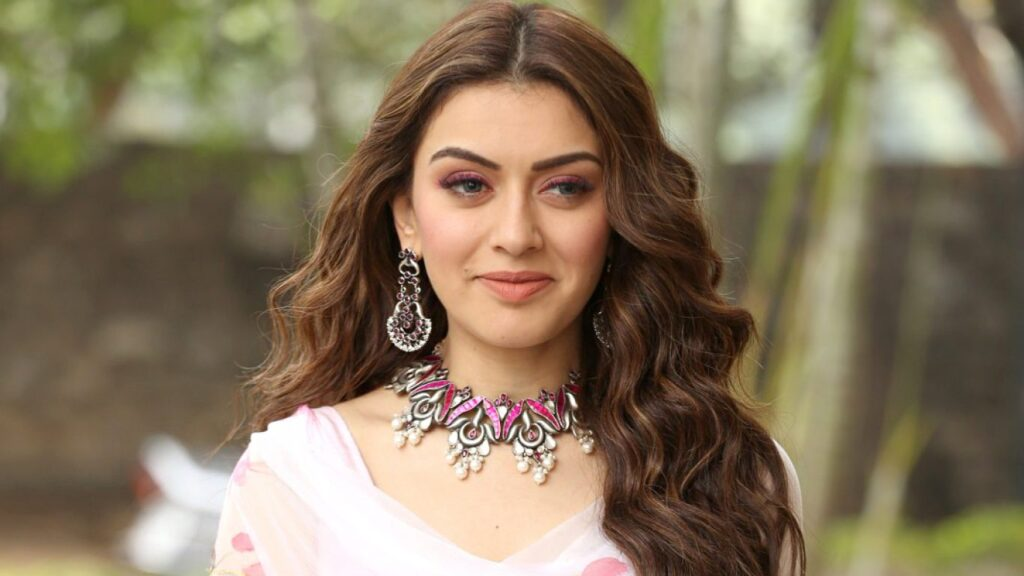 Actress Hansika Motwani looking superhot in these dresses 9