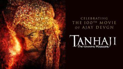 Ajay Devgn is astounding as Tanhaji Malusare in the Tanhaji trailer 1
