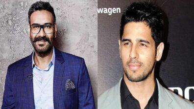 Ajay Devgn & Sidharth Malhotra in Indra Kumar's next