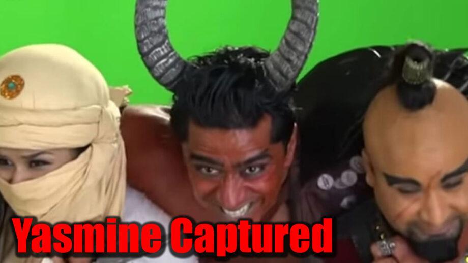 Aladdin Naam Toh Suna Hoga: Hibliss captures Yasmine and Ginoo