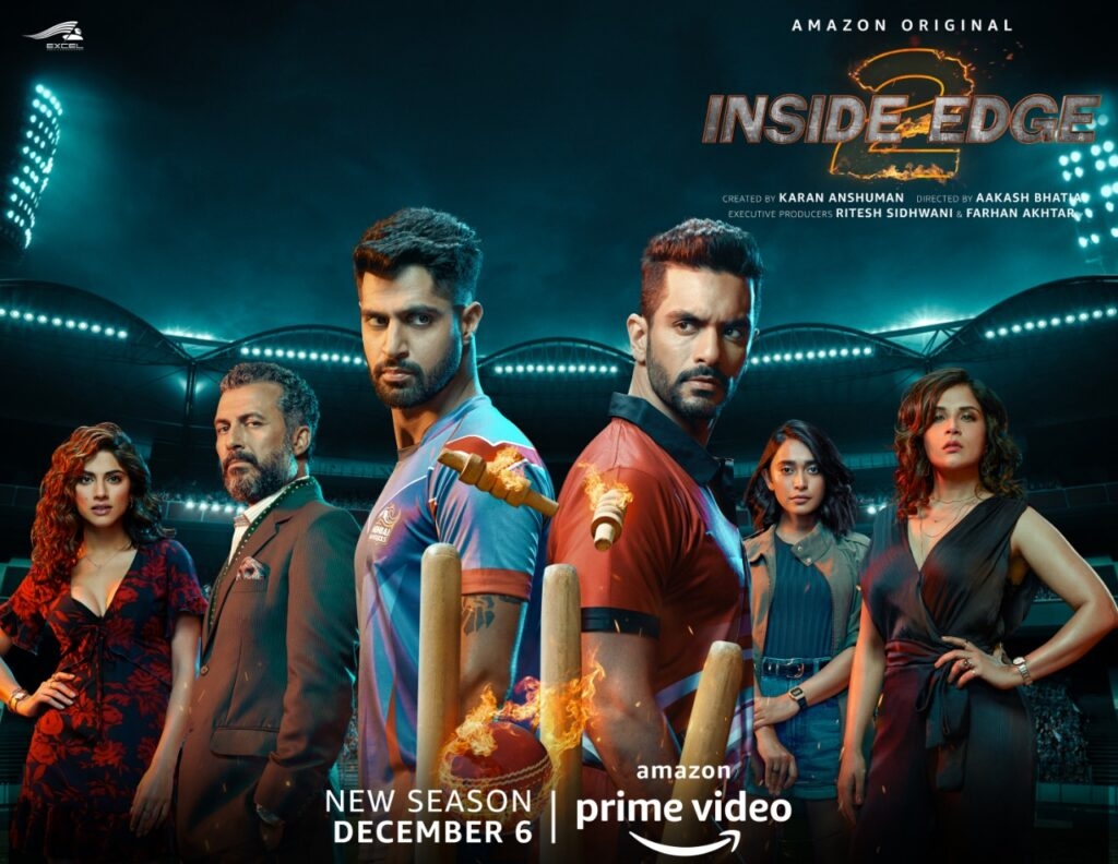 All that we know about Amazon Original series Inside Edge 2 7