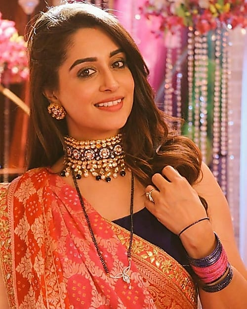 All The Times Dipika Kakkar Gave Fashion Goals From Kahaan Hum Kahaan Tum 5