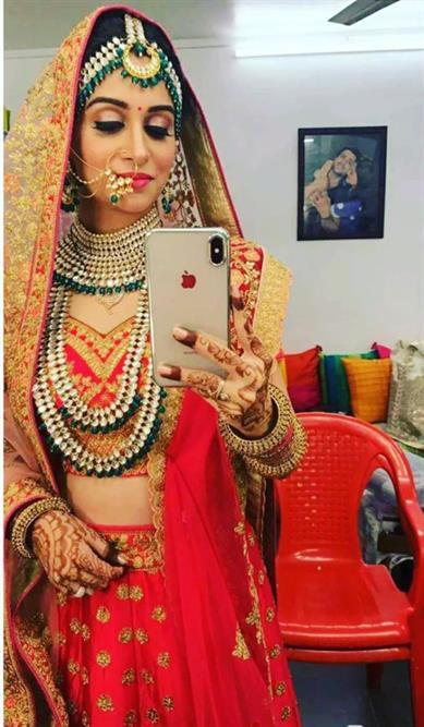 All The Times Dipika Kakkar Gave Fashion Goals From Kahaan Hum Kahaan Tum 6