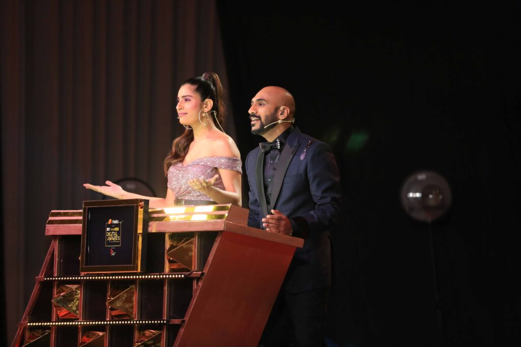 Amazing hosts and performances at MTV IWMBuzz Digital Awards 2019 8