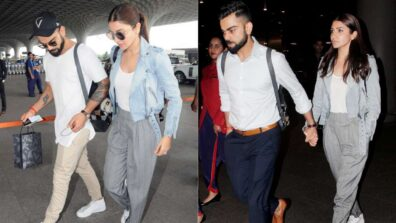 Anushka Sharma's Casual Dresses in Airport Style