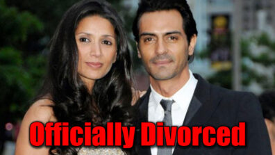Arjun Rampal-Mehr Jessica now OFFICIALLY divorced