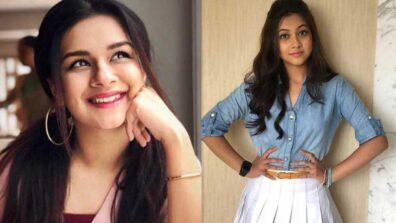 Avneet Kaur vs Reem Sheikh: The stylish diva