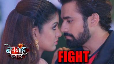 Bepanah Pyaar: Raghbir and Pragati fight for their room