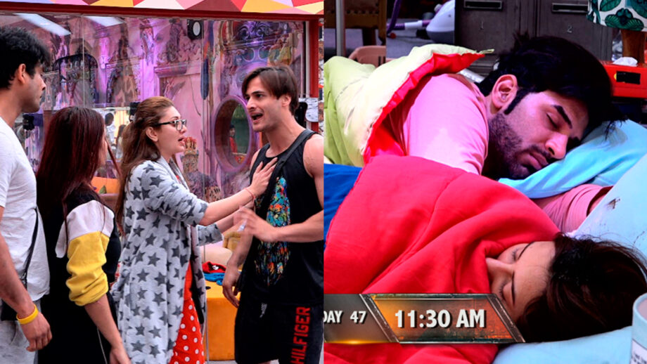Bigg Boss 11 Day 45: Arguments take centre stage in the house