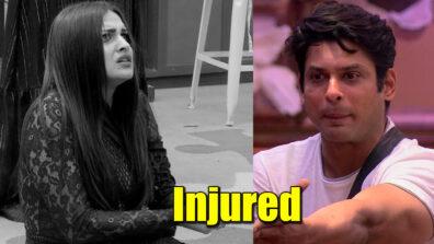 Bigg Boss 13: Himanshi gets injured during captaincy task, blames Sidharth
