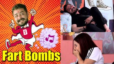 Bigg Boss 13: Hindustani Bhau showcases his farting skills