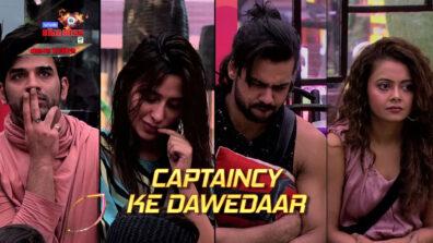 Bigg Boss 13: Vishal, Paras, Mahira and Devoleena's captaincy in danger