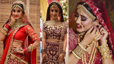 Bride and beautiful: Naira aka Shivangi Joshi from Yeh Rishta Kya Kehlata Hai 6