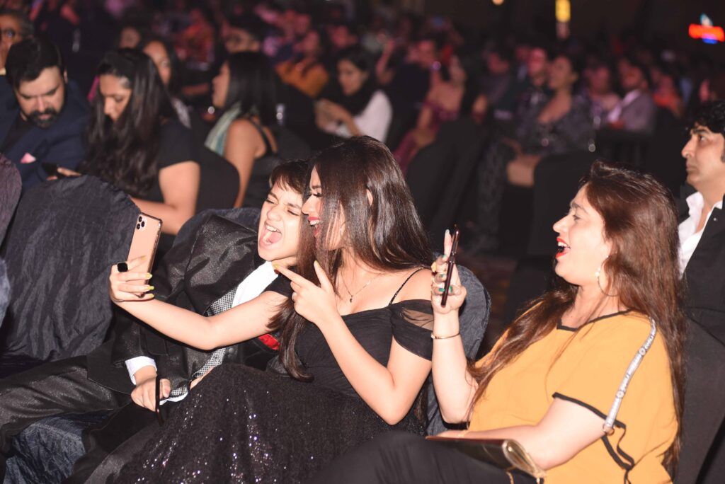 Candid moments from MTV IWMBuzz Digital Awards 2019 12