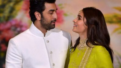 Cute couple alert: When Alia and Ranbir proved they are made for each other